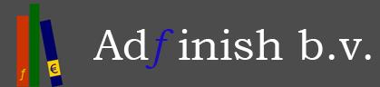 Adfinish